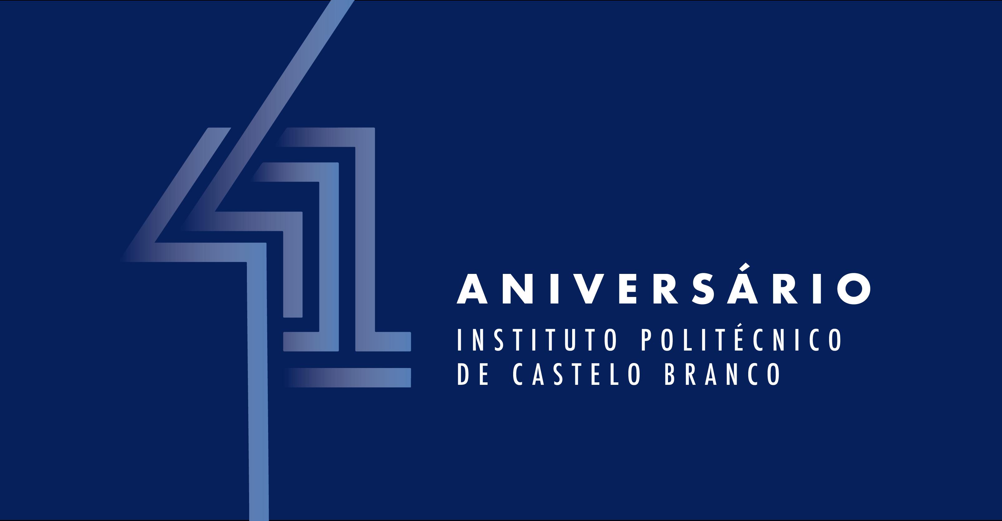 41.º Aniversário do IPCB