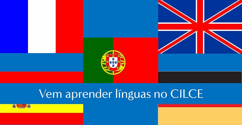 Cursos de Línguas no CILCE