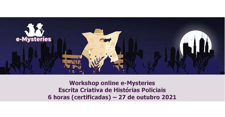 e-Mysteries - Workshop de escrita criativa