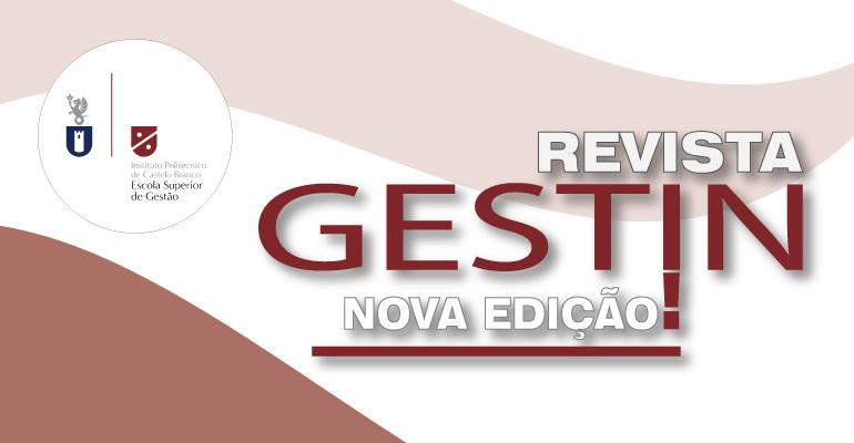 Revista GESTIN N.º 22 | NOVA EDIÇÃO