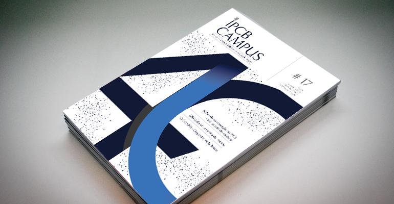"""Revista do IPCB """"IPCB Campus""""   Outubro 2020"""